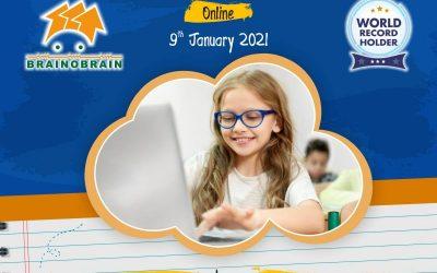 "Mednarodno online tekmovanje ""BrainObrainfest 2021"""