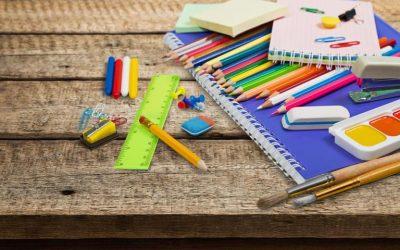 Seznam šolskih potrebščin za šolsko leto 2021/2022