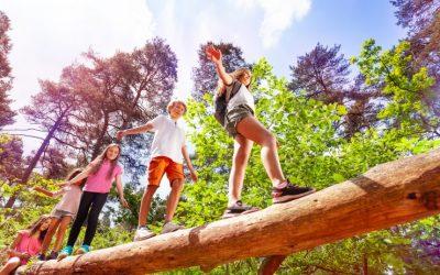 Počitniške aktivnosti za otroke v Mestni občini Kranj