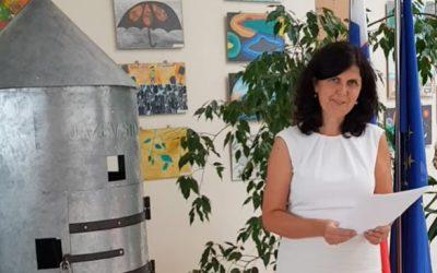 Prvi šolski dan – nagovor ravnateljice mag. Lucije Rakovec